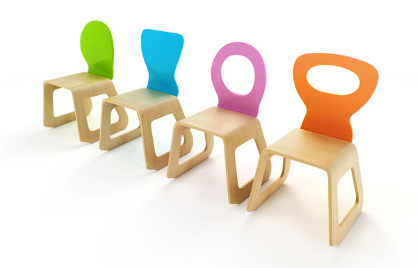 The Most Coolest Kids Chair Designs That Will Bring joy In The Child's Room