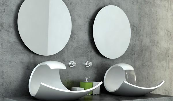 14 Creative Modern Bathroom Sink Design Ideas