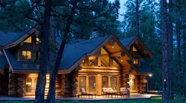 18 Extravagant Log House Designs That Will Leave You Speechless