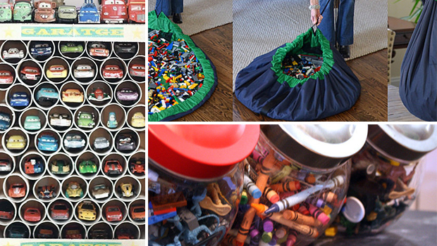 12 Incredibly Creative DIY Kids' Toys Storage Ideas To ...