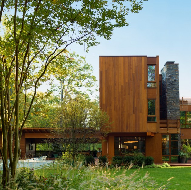 12 Spectacular Contemporary Home Exterior Masterpieces Youll Adore
