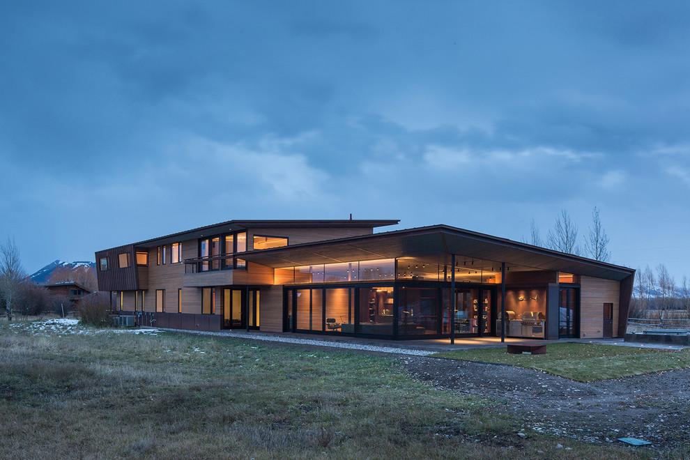 12 Spectacular Contemporary Home Exterior Masterpieces You ...