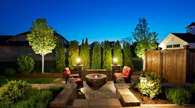 21 Most Fascinating Ideas How To Decorate Your Modern Backyard