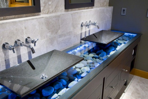 Bathroom Sinks Modern Design creative modern bathroom sink design ideas