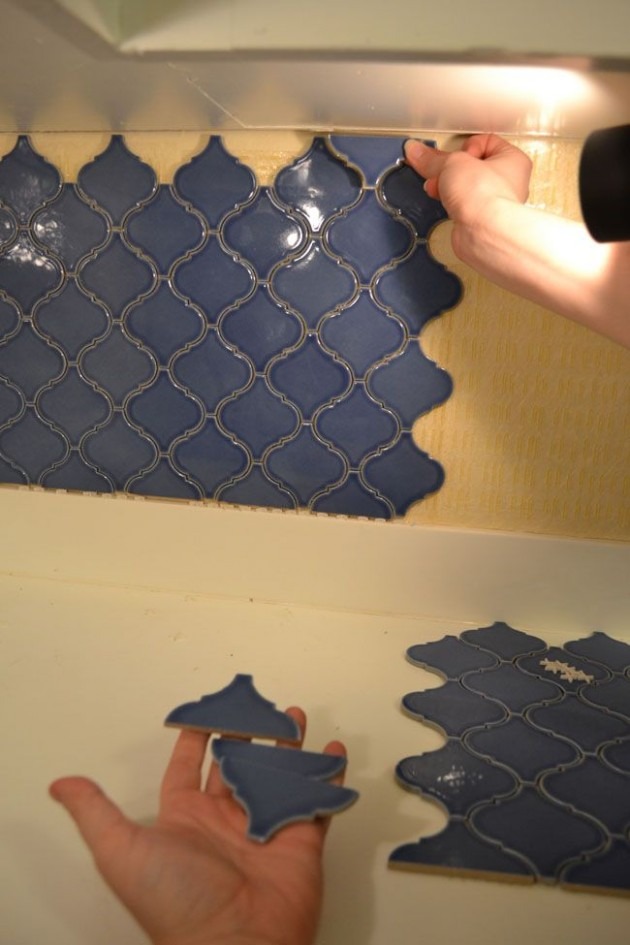 Ideas Inexpensive Backsplash