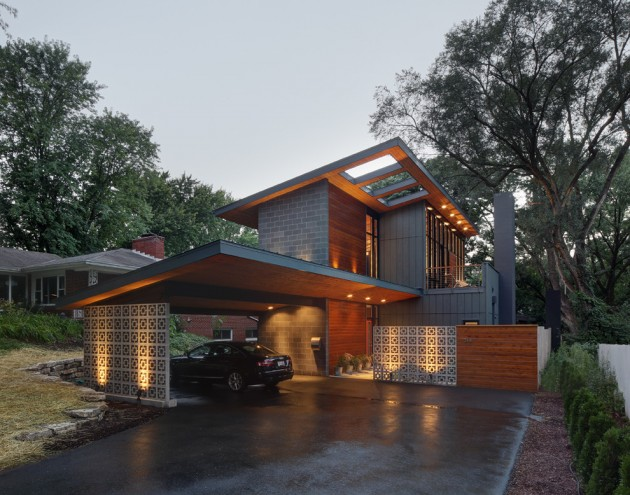 Modern Home Design Ideas Exterior: 17 Gorgeous Mid-Century Modern Exterior Designs Of Homes