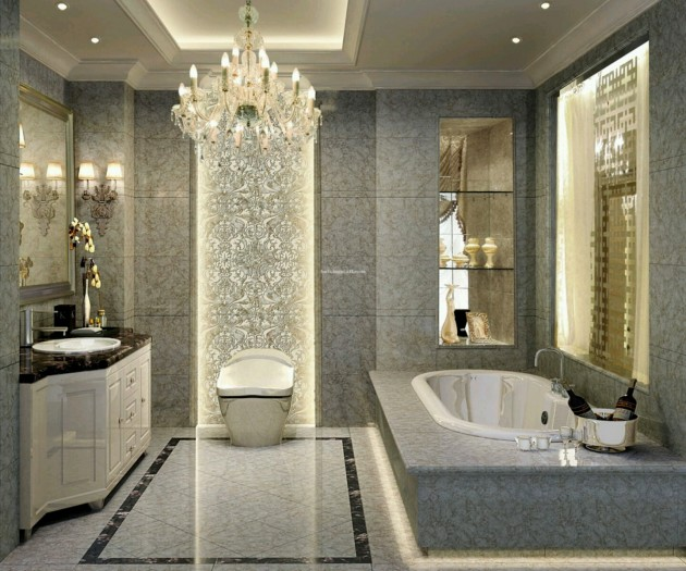 Luxury Small But Functional Bathroom Design Ideas