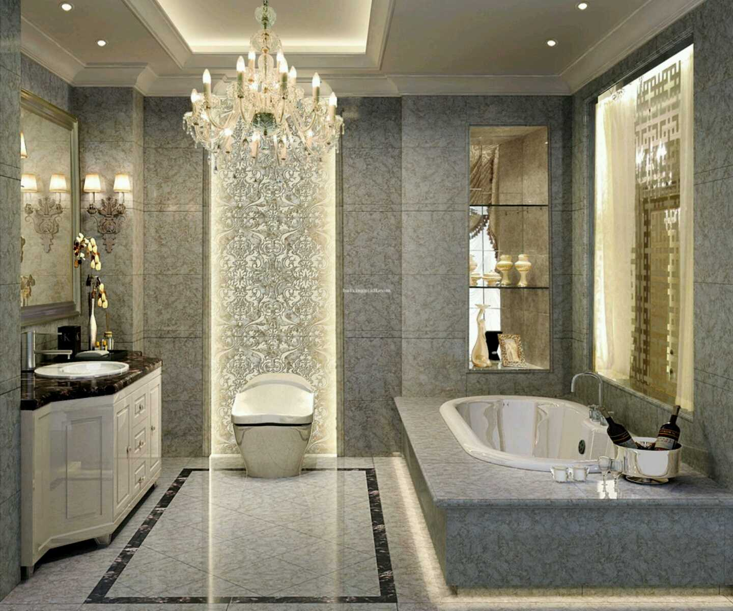 Luxury Bathroom Design 14 Luxury Small But Functional Bathroom Design Ideas