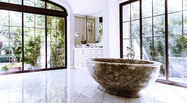 Elegant Mediterranean Bathroom Designs That Define The Word Luxury