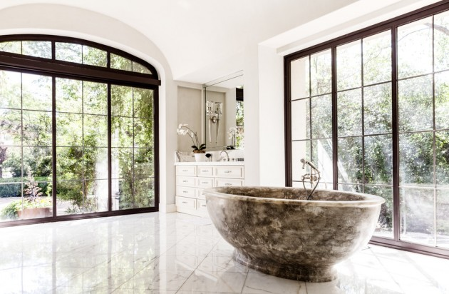 Pleasant Elegant Mediterranean Bathroom Designs That Define The Word Luxury Largest Home Design Picture Inspirations Pitcheantrous