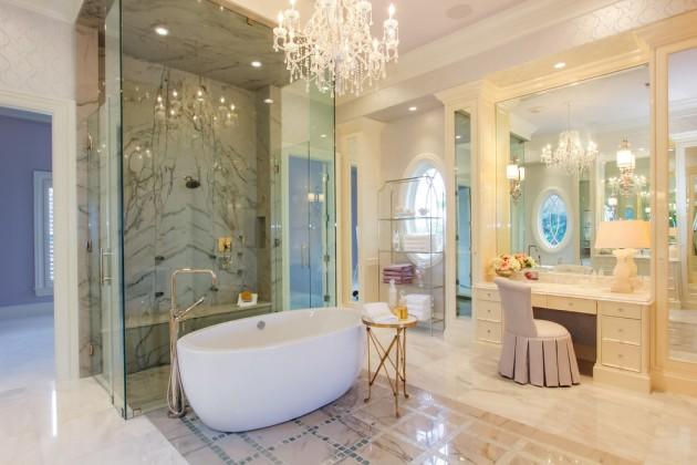 15 Elegant Mediterranean Bathroom Designs That Define The Word Luxury