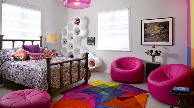 15 Enjoyable Contemporary Kids' Room Interior Designs For Your Little Ones