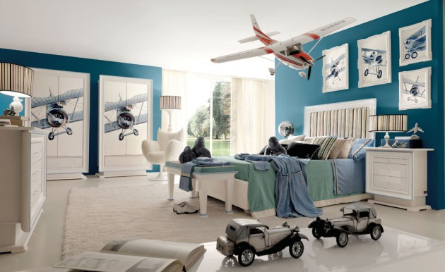 15 Entertaining Modern Kids' Room Designs Your Kids Will Love