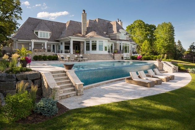 Luxury Backyard Pool Designs Interesting 15 Fabulous Swimming Youd Wish You
