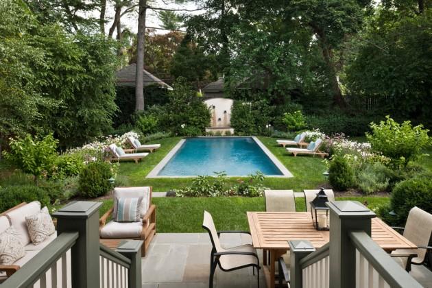 15 Fabulous Backyard Swimming Pool Designs You'd Wish You Owned