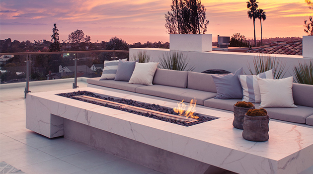 15 impressive modern deck designs for your backyard or rooftop for Rooftop pool design