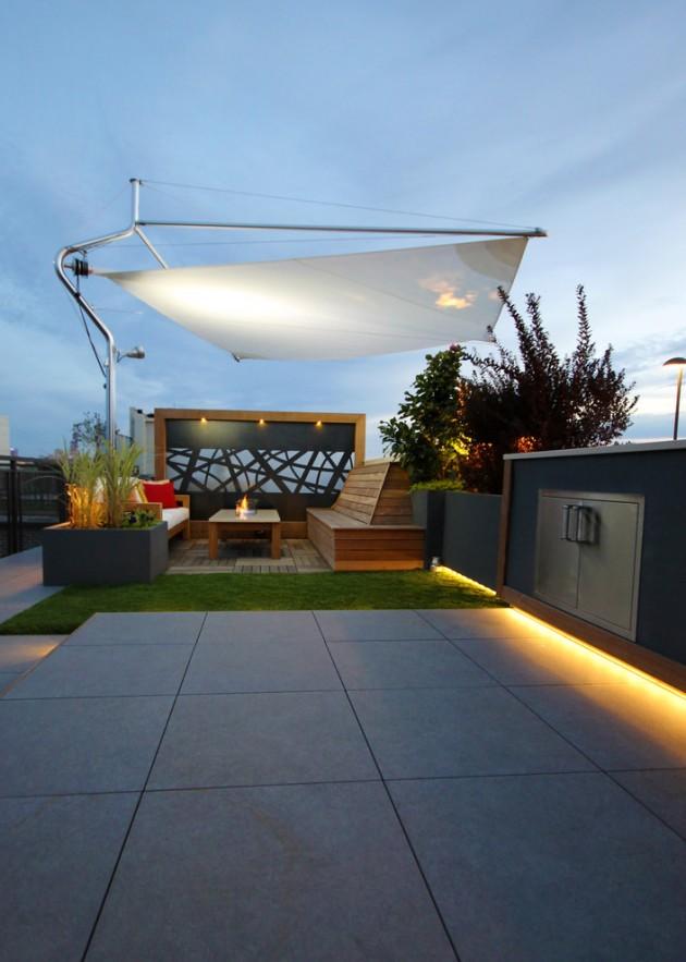 Deck Lighting Ideas Summer Nights