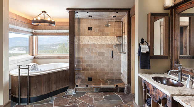 Rustic Bathroom Designs: 15 Refined Rustic Bathroom Designs For Your Rustic Home