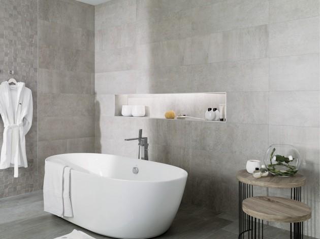 15 Striking Industrial Bathroom Designs With Modern Features