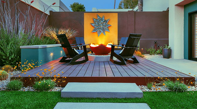 15 Stunning Contemporary Deck Designs To Enhance Your Backyard