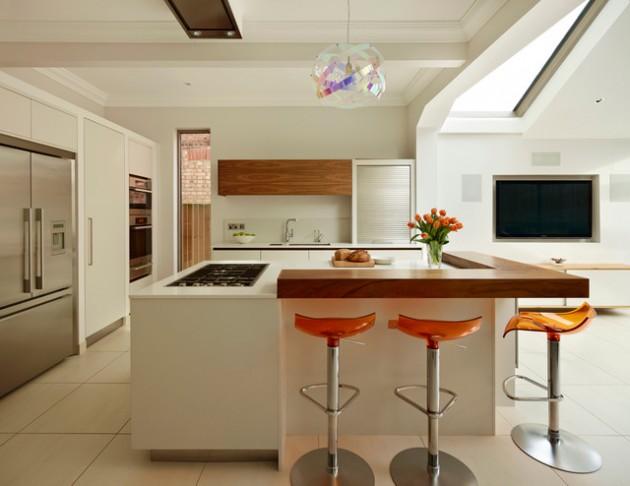 Small Kitchen Bar Stools