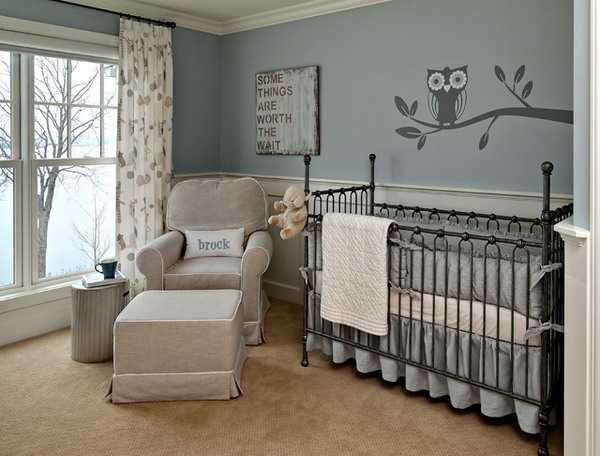 Charmant 15 Cool Baby Boy Nursery Design Ideas