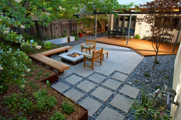 Landscape Designs For Backyard 16 captivating modern landscape designs for a modern backyard