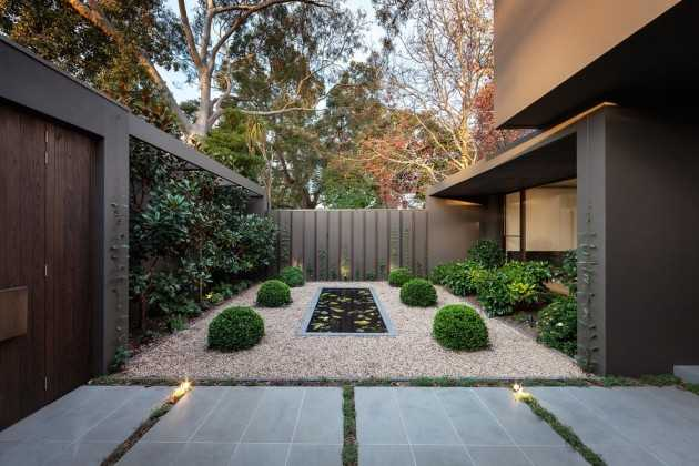 16 captivating modern landscape designs for a modern backyard Modern backyards