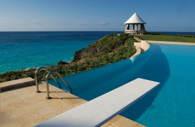 Refreshing Beach Style Swimming Pools To Cool You Down After The Beach
