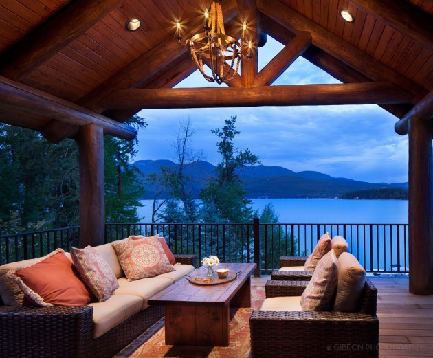 17 Charming Rustic Deck Designs That Offer The Ultimate Enjoyment