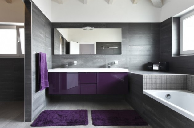 17 Most Impressive Colorful Bathroom Ideas For All Who Think Outside The Box