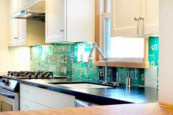 Cool Cheap DIY Kitchen Backsplash Ideas To Revive Your Kitchen