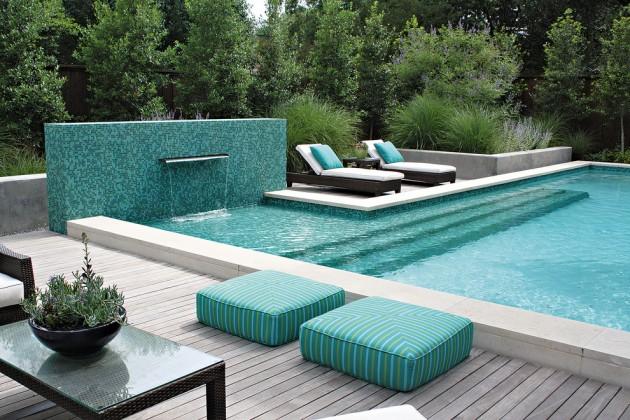 Contemporary Swimming Pool Designs