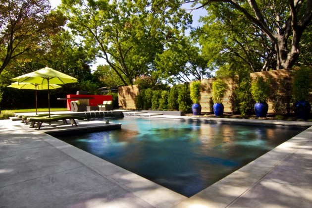 Superior 18 Exceptional Contemporary Swimming Pool Designs For The Sunny Days