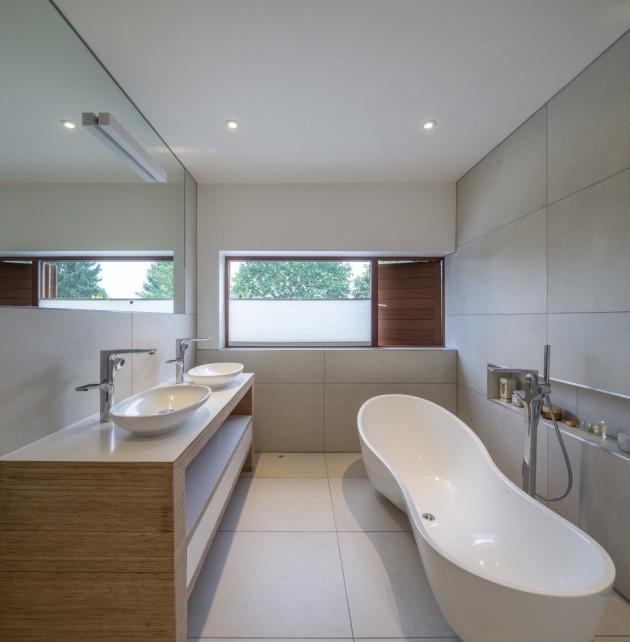 18 Extravagant Modern Bathroom Designs To Update Your
