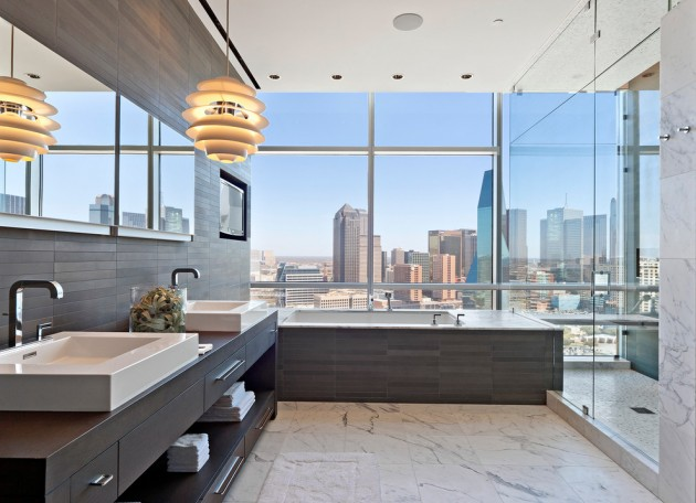 Extravagant Modern Bathroom Designs To Update Your Design Book With