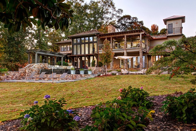 18 Surreal Eclectic Home Designs That You've Never Seen Before