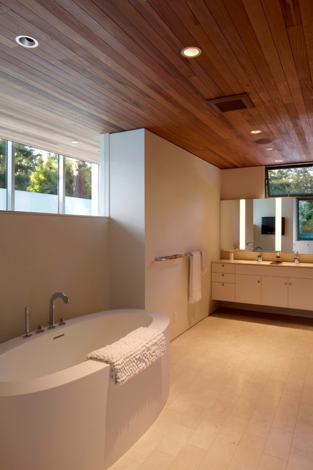 20 Stylish Mid Century Modern Bathroom Designs For A Vintage Look