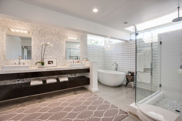 Bathroom Designs Vintage 20 stylish mid-century modern bathroom designs for a vintage look