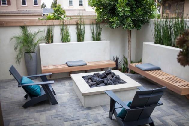 22 Exceptional Modern Patio Designs For A Wonderful Backyard on Modern Backyard Patio id=42312