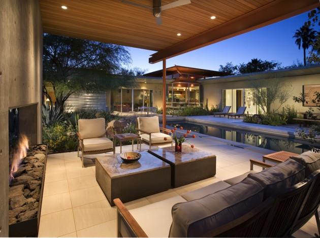 22 Exceptional Modern Patio Designs For A Wonderful Backyard on Modern Backyard Patio id=45972