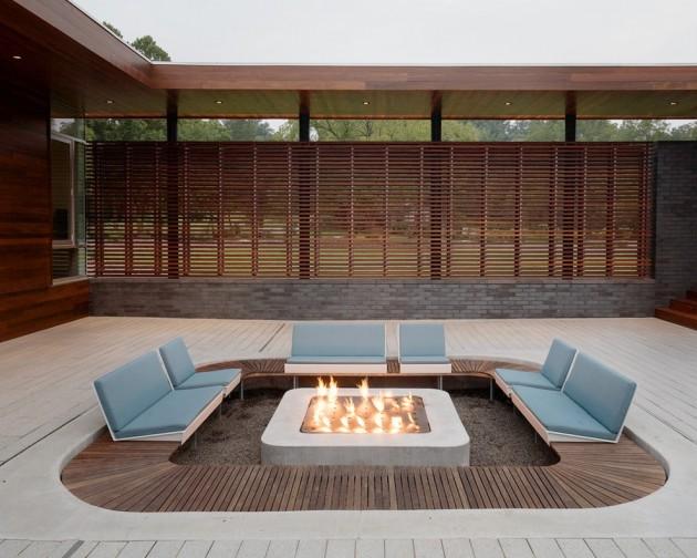 22 Exceptional Modern Patio Designs For A Wonderful Backyard on Modern Patio Design Ideas id=18614