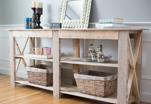 Genius Handmade Pallet Furniture Designs That You Can
