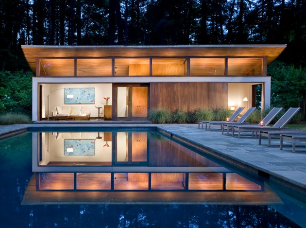 22 Phenomenal Modern Swimming Pool Designs To Enjoy The Warm Sunny Days In