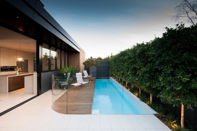 22 Phenomenal Modern Swimming Pool Designs To Enjoy The Warm Sunny Days In