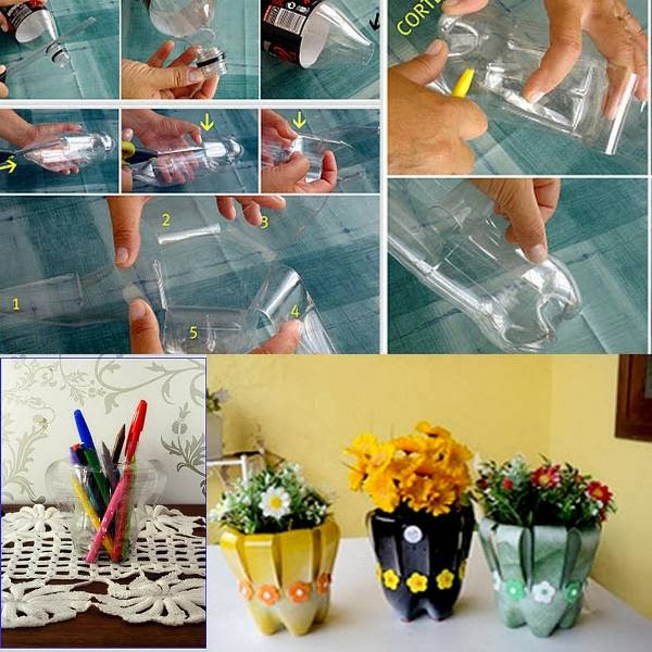 Top 25 Newest & Truly Fascinating DIY Old Bottles Reusing ...