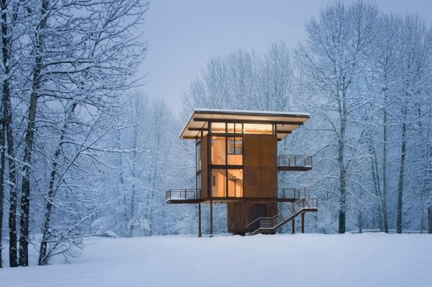 Top 7 Extraordinary Houses For Everyone Who Thinks Outside The Box