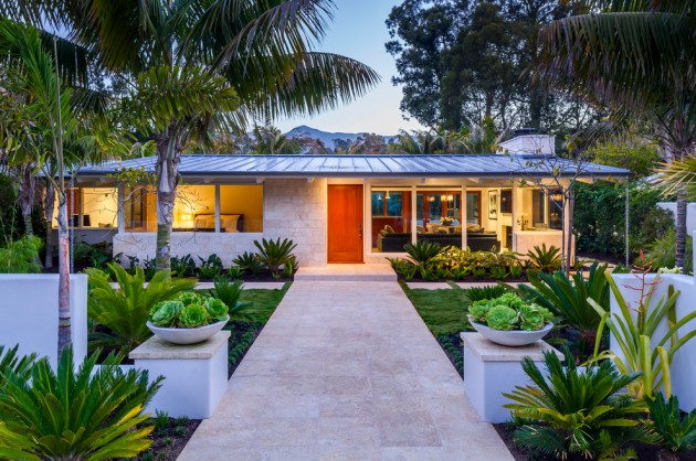 17 gorgeous mid century modern exterior designs of homes for the vintage style lovers