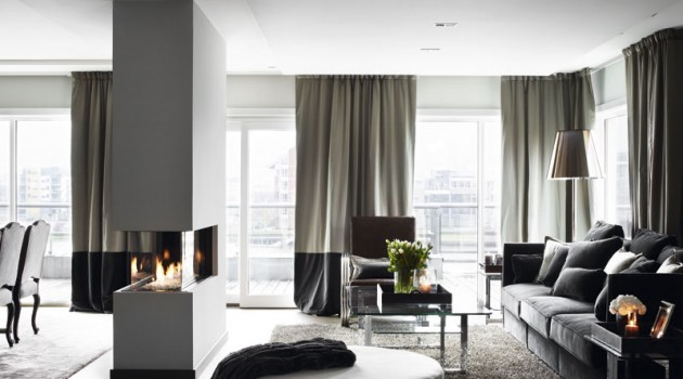 15 Marvelous Grey Interior Design Ideas
