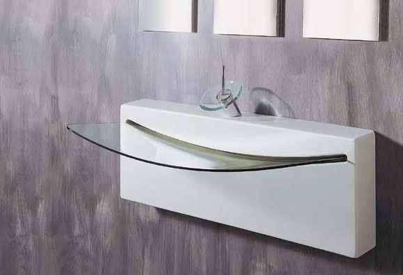 14 creative modern bathroom sink design ideas - Modern Bathroom Sink Designs
